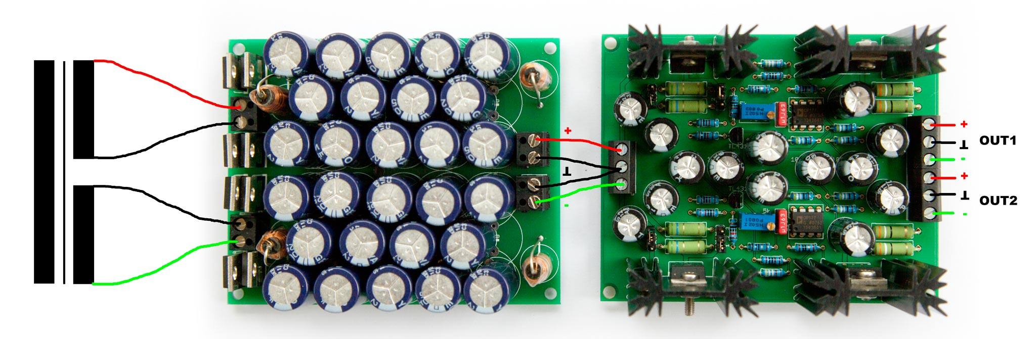 Unisieb Shunt Regulator Cabling Crazy Audio All You Need To Know About Basic Power Supply Circuit